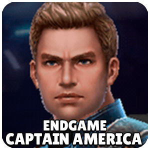 Captain America Endgame Character Icon Marvel Future Fight