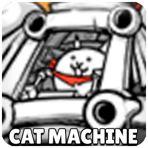 Cat Machine Character Icon Battle Cats