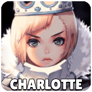 Charlotte Character Icon Destiny Child