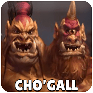Cho Gall Hero Icon Heroes Of The Storm