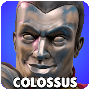 Colossus Character Icon Marvel Strike Force