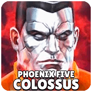 Colossus Phoenix Five Character Icon Marvel Future Fight