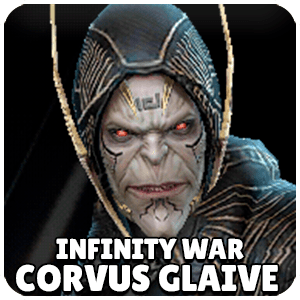 Corvus Glaive Infinity War Character Icon Marvel Future Fight
