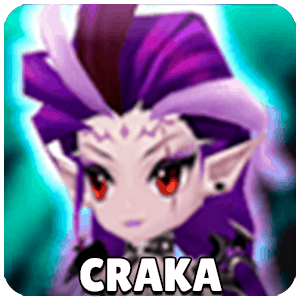 Craka Character Monster Icon Summoners War