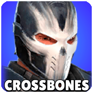 Crossbones Character Icon Marvel Strike Force