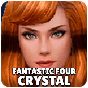 Crystal Fantastic Four Character Icon Marvel Future Fight