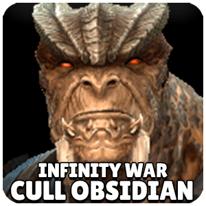 Cull Obsidian Infinity War Character Icon Marvel Future Fight