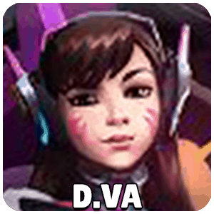 D.Va Hero Icon Heroes Of The Storm