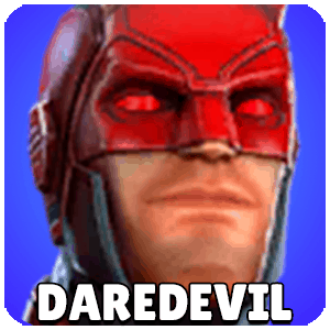 Daredevil Character Icon Marvel Strike Force