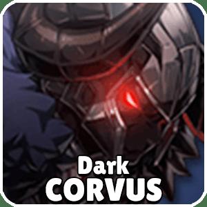 Dark Corvus Hero Icon Epic Seven