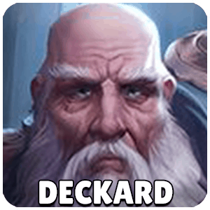 Deckard Hero Icon Heroes Of The Storm