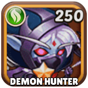 Demon Hunter Hero Icon Idle Heroes