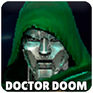 Doctor Doom Character Icon Marvel Future Fight