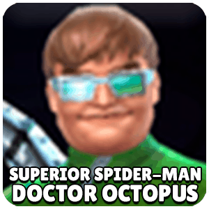Doctor Octopus Superior Spider-Man Character Icon Marvel Future Fight