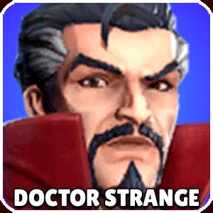 Doctor Strange Character Icon Marvel Strike Force