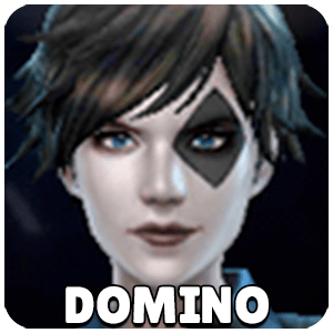 Domino Character Icon Marvel Future Fight