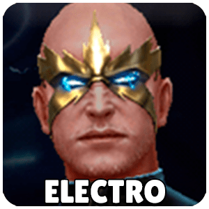 Electro Character Icon Marvel Future Fight