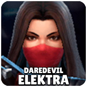 Elektra Daredevil Character Icon Marvel Future Fight
