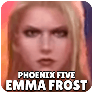 Emma Frost Phoenix Five Character Icon Marvel Future Fight