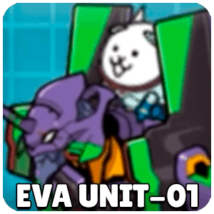 Eva Unit-01 Character Icon Battle Cats
