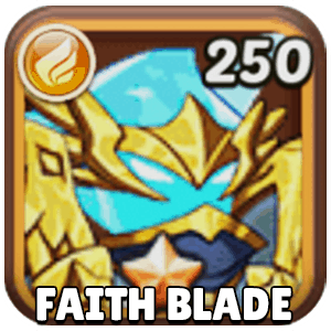 Faith Blade Hero Icon Idle Heroes