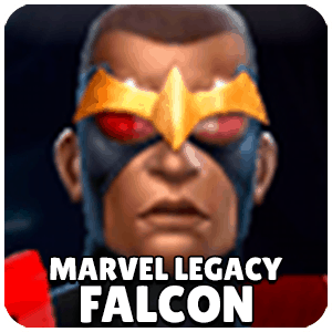 Falcon Marvel Legacy Character Icon Marvel Future Fight