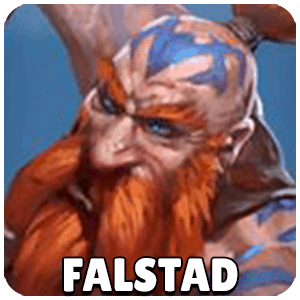 Falstad Hero Icon Heroes Of The Storm