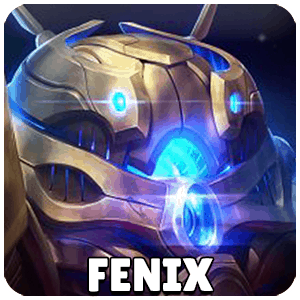 Fenix Hero Icon Heroes Of The Storm