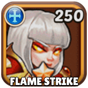 Flame Strike Hero Icon Idle Heroes