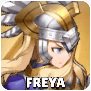 Freya Hero Icon Mobile Legends Adventure