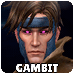 Gambit Character Icon Marvel Future Fight
