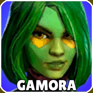Gamora Character Icon Marvel Strike Force