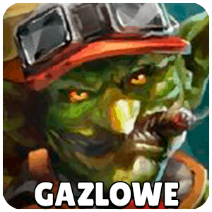 Gazlowe Hero Icon Heroes Of The Storm