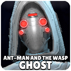 Ghost Ant-Man And The Wasp Character Icon Marvel Future Fight