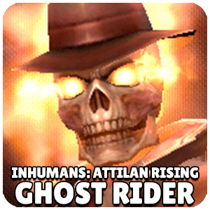 Ghost Rider Inhumans Attilan Rising Character Icon Marvel Future Fight