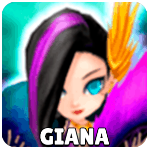 Giana Character Monster Icon Summoners War