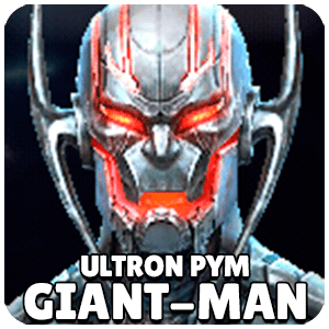 Giant-Man Ultron Pym Character Icon Marvel Future Fight