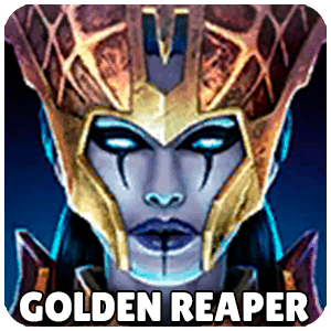 Golden Reaper Champion Icon Raid Shadow Legends