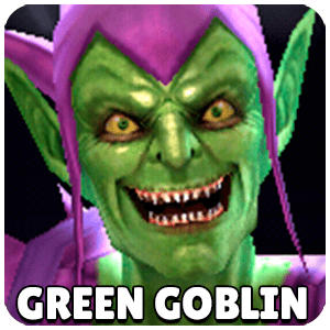Green Goblin Character Icon Marvel Future Fight