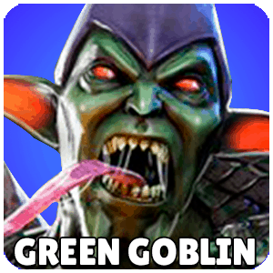 Green Goblin Character Icon Marvel Strike Force