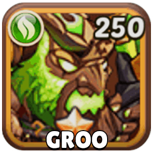 Groo Hero Icon Idle Heroes