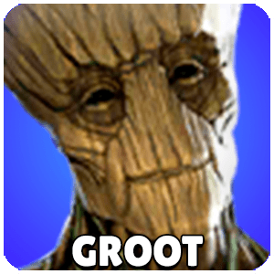 Groot Character Icon Marvel Strike Force