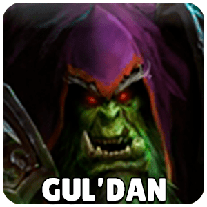Guldan Hero Icon Heroes Of The Storm