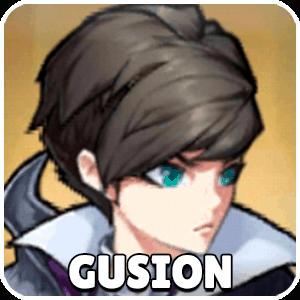 Gusion Hero Icon Mobile Legends Adventure