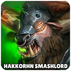 Hakkorhn Smashlord Champion Icon Raid Shadow Legends