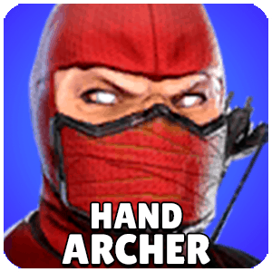 Hand Archer Character Icon Marvel Strike Force