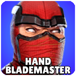 Hand Blademaster Character Icon Marvel Strike Force