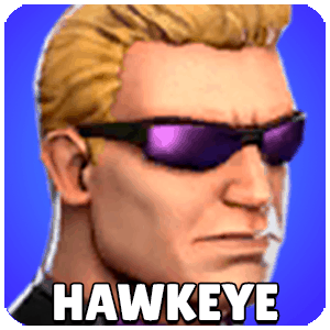 Hawkeye Character Icon Marvel Strike Force