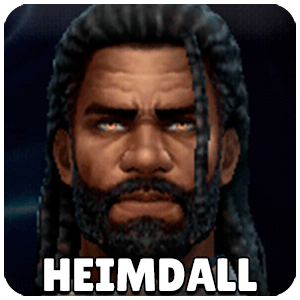 Heimdall Character Icon Marvel Future Fight