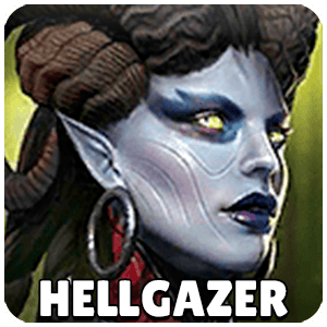 Hellgazer Champion Icon Raid Shadow Legends
